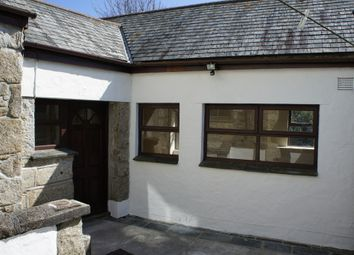 Thumbnail 1 bed semi-detached bungalow to rent in Broad Street, Penryn