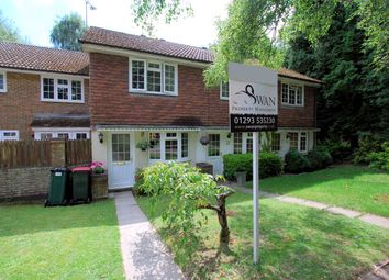 Thumbnail 2 bed terraced house to rent in Walton Heath, Crawley