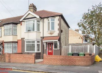 Thumbnail 3 bedroom end terrace house for sale in Queenswood Avenue, Walthamstow, London