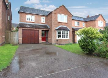 Thumbnail 4 bed property for sale in 4 Thornton Close, Crick, Northampton