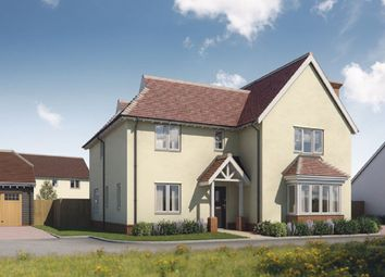Thumbnail 5 bed detached house for sale in London Road, Great Notley, Braintree