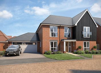 "4 bed property for sale in ""The Stirling"" at Biggs Lane, Arborfield, Reading RG2"