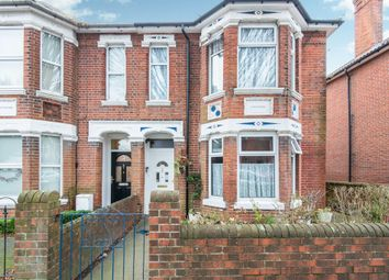 Thumbnail 3 bed semi-detached house for sale in Cranbury Road, Eastleigh
