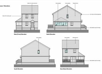 Thumbnail 3 bed detached house for sale in Edith Road, Canvey Island, Essex