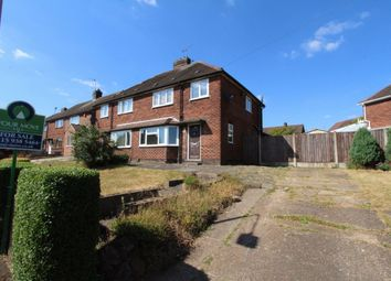 Thumbnail 3 bed semi-detached house for sale in Queens Drive, Nuthall, Nottingham