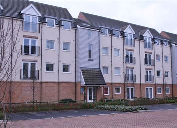 Thumbnail 2 bedroom flat for sale in Graduate Court, Tudor Crescent, Cosham, Portsmouth, Hampshire