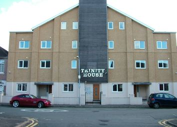 Thumbnail 2 bed flat to rent in Trinity House, Port Talbot