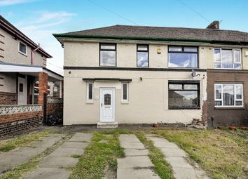 Thumbnail 4 bedroom semi-detached house for sale in Doe Royd Crescent, Sheffield