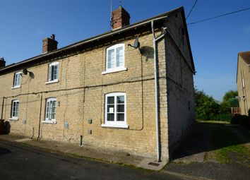 Thumbnail 2 bed terraced house for sale in North Road, Cranwell Village, Sleaford