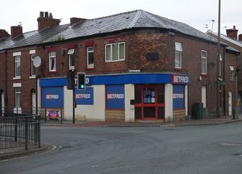 Thumbnail Retail premises for sale in Ashton Road, Hyde
