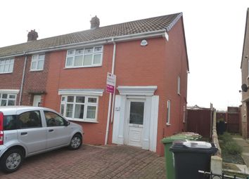 Thumbnail 2 bed end terrace house for sale in Tempest Road, Hartlepool