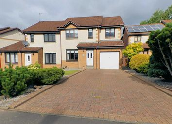 Thumbnail 4 bed semi-detached house for sale in Dunnottar Crescent, Stewartfield, East Kilbride