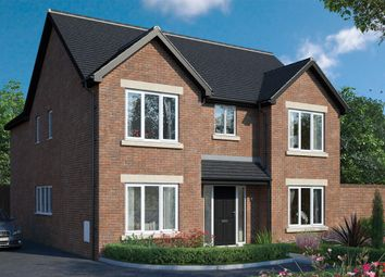 Thumbnail 4 bed detached house for sale in The Wroughton, Hardwicke Grange, Quedgeley, Gloucester