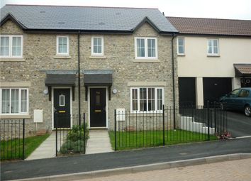 Thumbnail 3 bed semi-detached house to rent in Flax Meadow Lane, Axminster, Devon