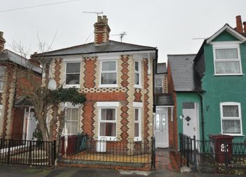 Thumbnail 3 bedroom terraced house for sale in Highgrove Street, Reading