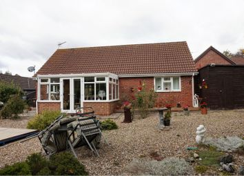 Thumbnail 3 bed detached bungalow for sale in Roman Way, Haverhill