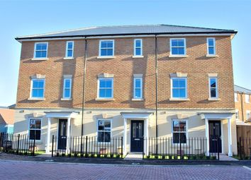Thumbnail 4 bed town house for sale in Woodlands Park, Great Dunmow, Essex