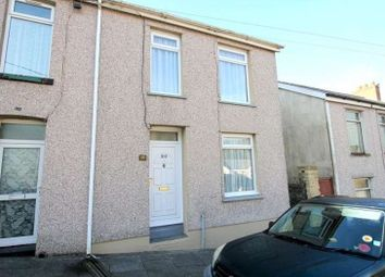Thumbnail 3 bed end terrace house to rent in Hill Street, Melincourt, Neath