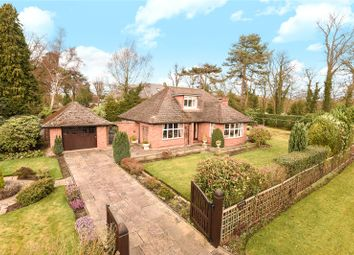 Thumbnail 4 bed detached bungalow for sale in Clevehurst Close, Stoke Poges, Buckinghamshire
