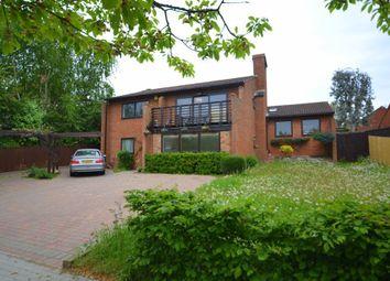 Thumbnail 6 bed detached house for sale in Colesbourne Drive, Downhead Park, Milton Keynes, Buckinghamshire