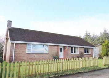 Thumbnail 3 bed bungalow for sale in 1, Kilsdale Bungalows, Lochnagar, Newton Stewart DG88Hy
