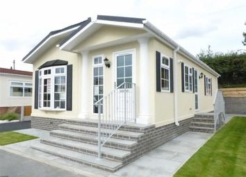 Thumbnail 2 bed mobile/park home for sale in Weaver Vale Park, Warrington Road, Northwich, Cheshire