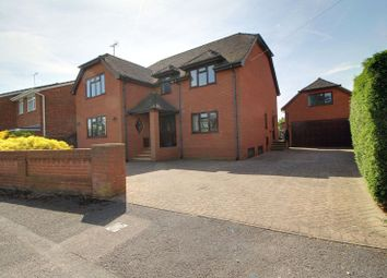 Thumbnail 4 bed detached house for sale in Silver Fox Crescent, Woodley, Reading, Berkshire