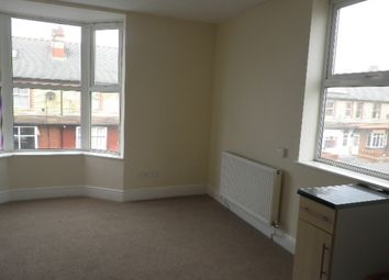 Thumbnail 1 bed flat to rent in Wellington Road, Rhyl