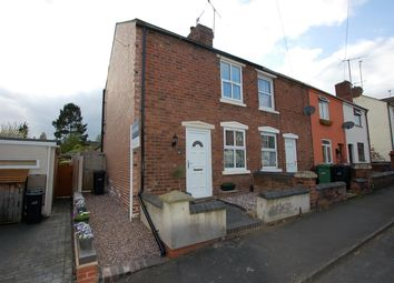 Thumbnail 2 bed end terrace house for sale in Laburnum Street, Wollaston