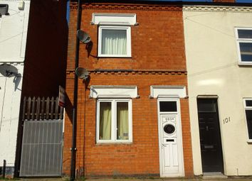 Thumbnail 2 bed block of flats for sale in Beatrice Road, Off Fosse Road North, Leicester