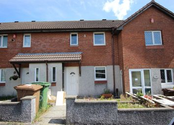 Thumbnail 2 bed terraced house to rent in Trevose Way, Plymouth