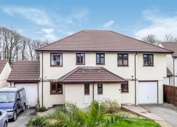 Thumbnail 2 bed semi-detached house for sale in Helston, Cornwall, United Kingdom