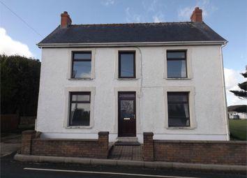 Thumbnail 3 bed detached house for sale in Pentre'r Bryn, Pentre'r Bryn, Llandysul, Ceredigion