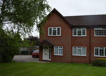 Thumbnail 2 bedroom maisonette to rent in Ridge Court, Allesley, Coventry