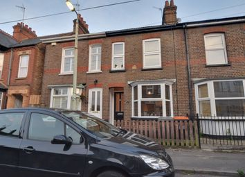 Thumbnail 2 bedroom terraced house for sale in Park Street, Dunstable, Bedfordshire