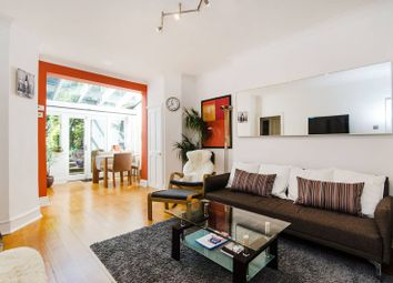 Thumbnail 2 bed flat to rent in Blythe Road, Brook Green