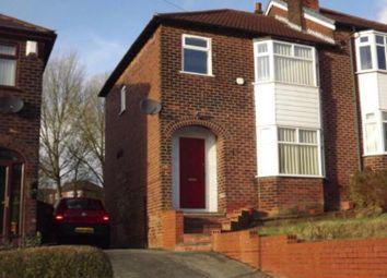 3 bed semi-detached house to rent in Sandringham Road, Bredbury SK6