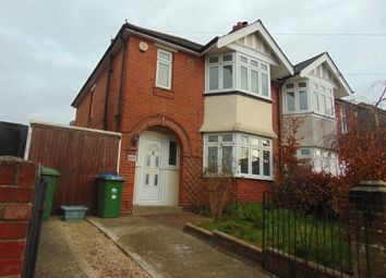 Thumbnail 3 bed semi-detached house to rent in Prince Of Wales Avenue, Southampton