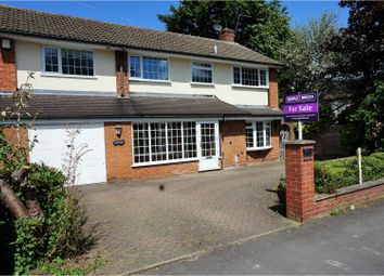Thumbnail 4 bed detached house for sale in Histons Hill, Codsall, Wolverhampton