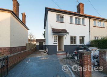 Thumbnail 3 bedroom end terrace house for sale in Perth Road, London