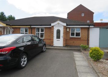 Thumbnail 3 bed semi-detached bungalow for sale in Lunness Court, Mansfield