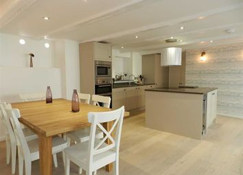 Thumbnail 3 bed flat for sale in Back Road East, St. Ives