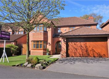 Thumbnail 4 bed detached house for sale in Dunham Drive, Chorley