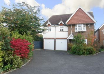 Thumbnail 5 bed detached house to rent in Albert Illsley Close, Tilehurst, Reading