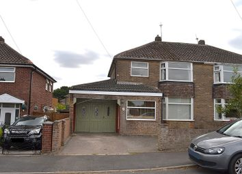 Thumbnail 3 bed semi-detached house for sale in 8 Foster Road, Wickersley