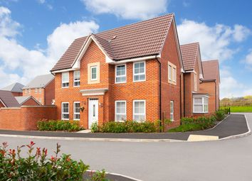 "Thumbnail 3 bed detached house for sale in ""Morpeth"" at Bearscroft Lane, London Road, Godmanchester, Huntingdon"