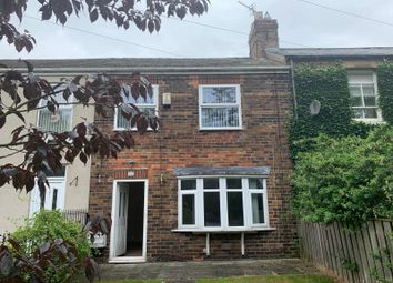 Thumbnail 2 bed terraced house to rent in New Row, Oakenshaw, Crook