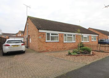 Thumbnail 2 bed semi-detached bungalow for sale in Chiltern Road, Quedgeley, Gloucester