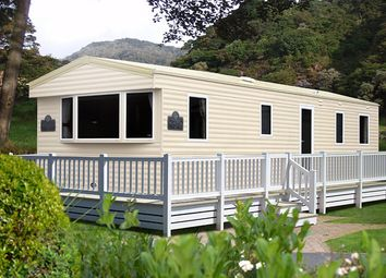 Thumbnail 3 bed mobile/park home for sale in Showground, Weymouth Bay Holiday Park
