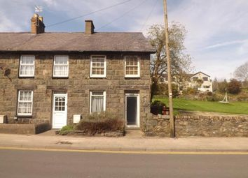 Thumbnail 2 bed end terrace house for sale in High Street, Criccieth, Gwynedd